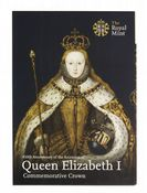 2008 Elizabeth 1st Royal Mint Brilliant Uncirculated pack